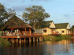 DWEBA LAPA Self Catering Chalet/ Townhouse Accommodation in Pongola, Zululand & Maputuland,