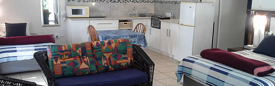 Family accommodation Richards Bay