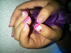 Bio Sculpture nails in Richards Bay