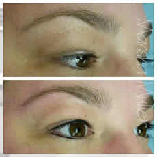 Permanent Make Up for eye liner