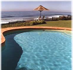 B&B accommodation in Ballito KZN - Dolphin Sands