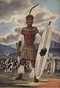 Shaka Zulu - A történelem faszagyerekei